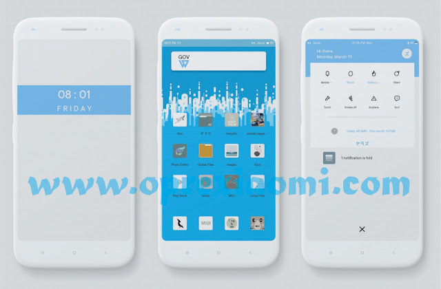 Tema Xiaomi Sour Mtz Terbaru Gratis