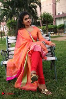 Actress Preethi Shankar Pictures in Salwar Kameez at Metro Movie Press Meet  0016.jpg