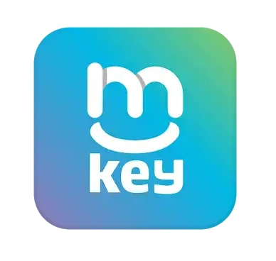 mKey keyboard and loans app
