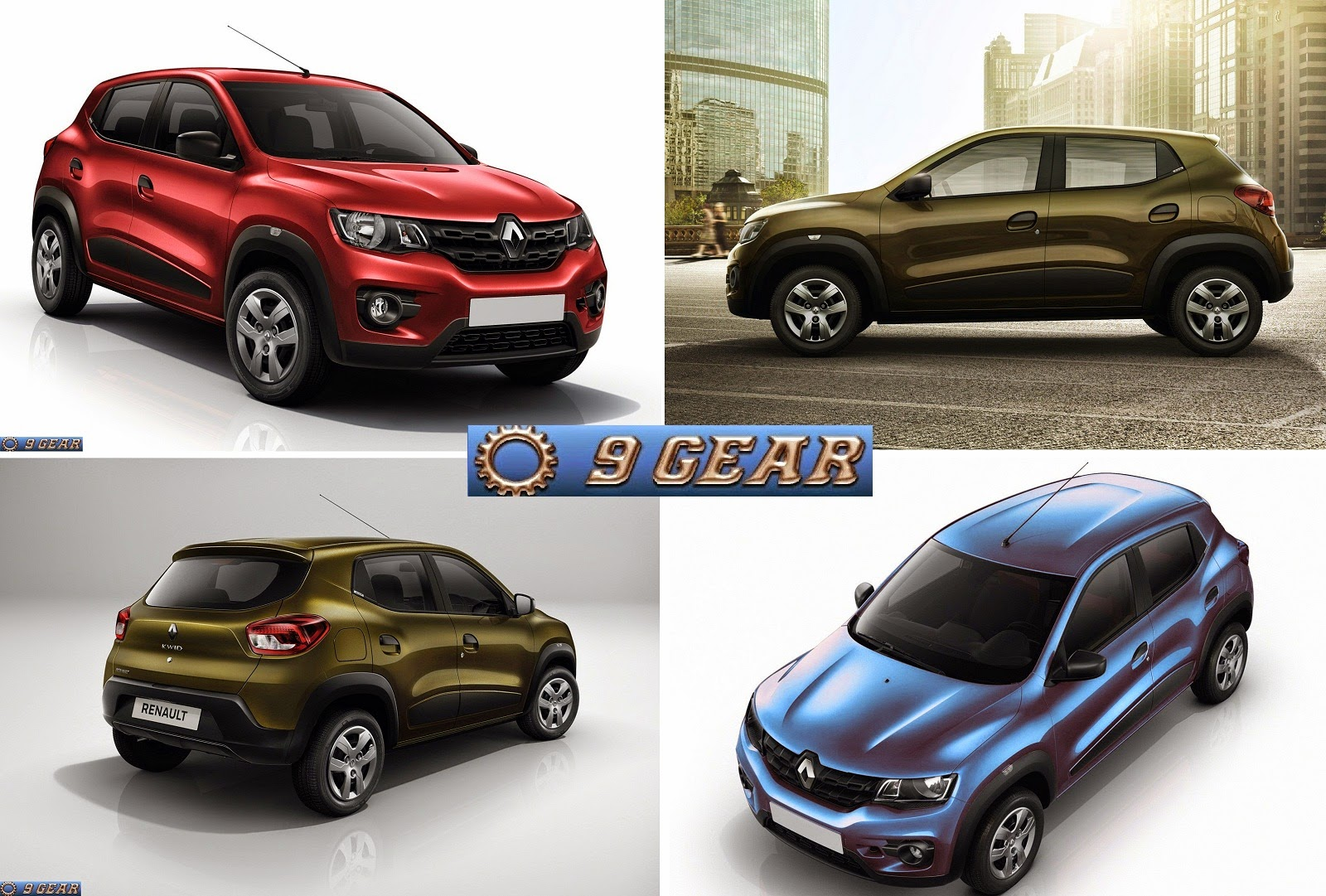 4 700 renault kwid city car unveiled in india car reviews new car pictures for 2018 2019. Black Bedroom Furniture Sets. Home Design Ideas