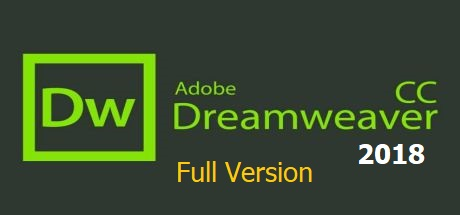 Adobe Dreamweaver CC 2018