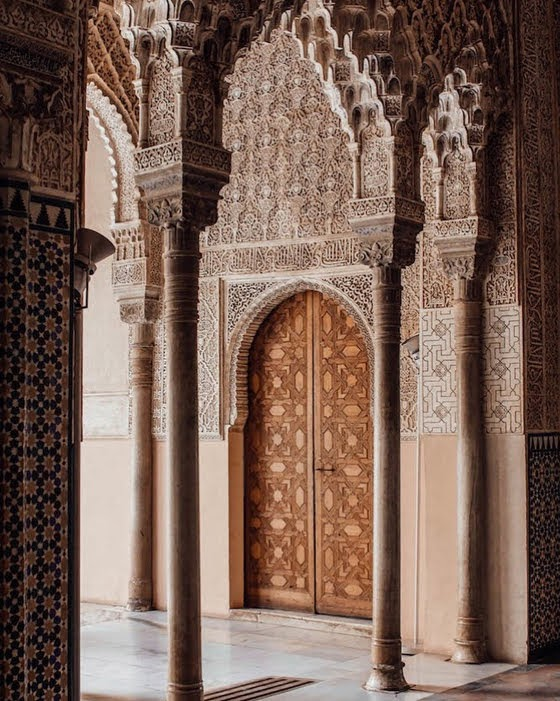 Safari Fusion blog | Closed for holidays | Alhambra, Granada Spain