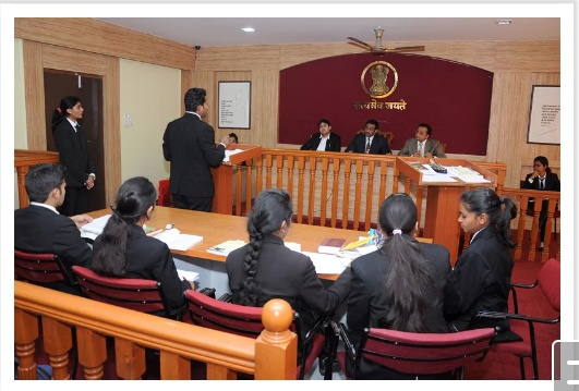 Indore Institute Of Law Moot Court