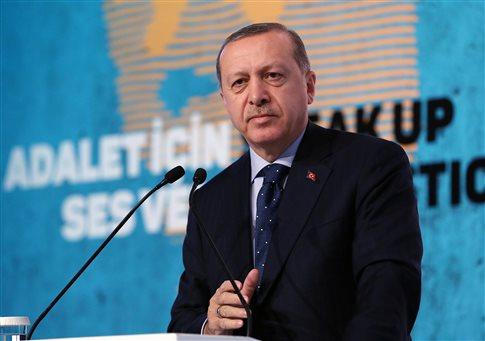 Νέες προκλητικές δηλώσεις Ερντογάν για την Κύπρο - Απάντηση του Ελληνικού ΥΠ.ΕΞ.