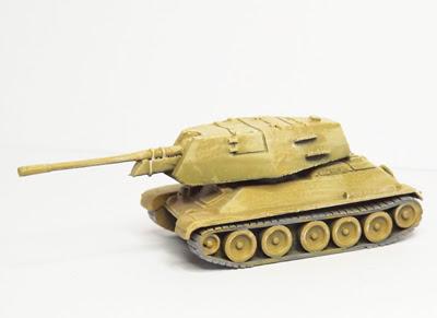 MDV31 - Egyptian T-34/100 (T-100)