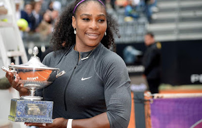 TENIS - Masters 1000 Roma femenino 2016: cuarto entorchado italiano para Serena Williams
