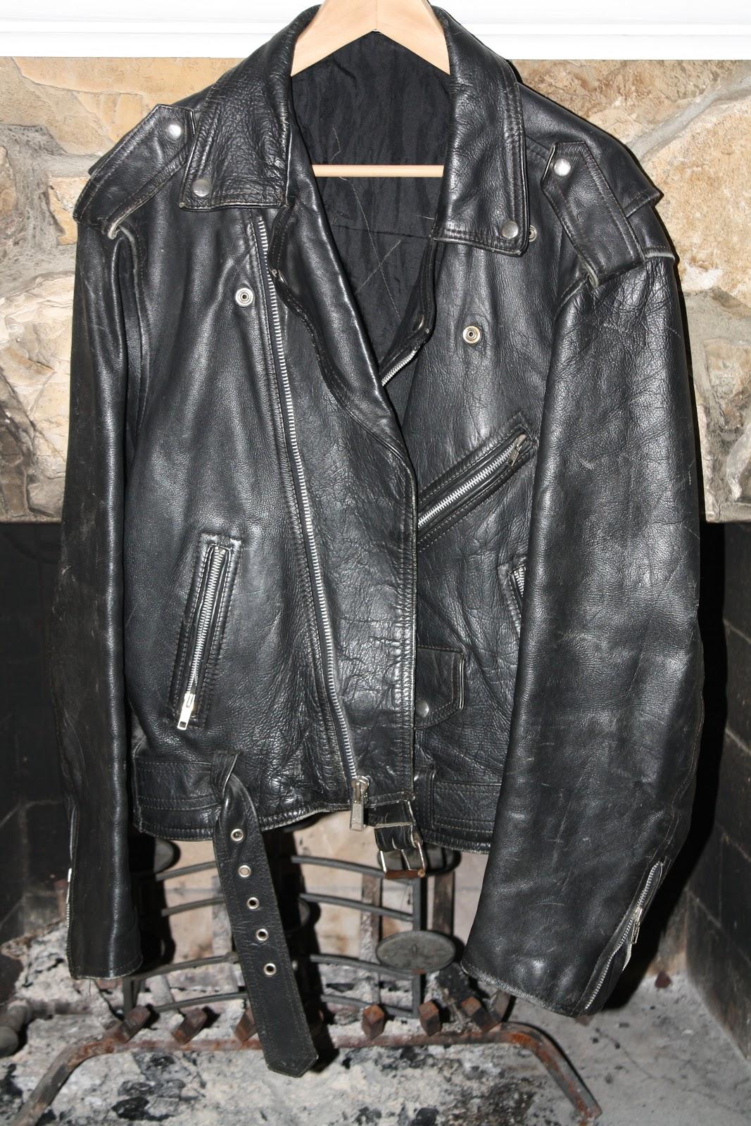 Vintage And Old School Vintage Work Boots Jackets