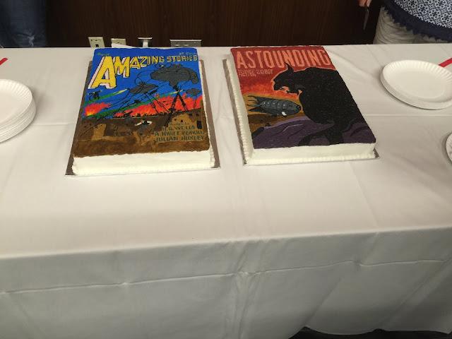 Pulpfest 2016 - Cakes