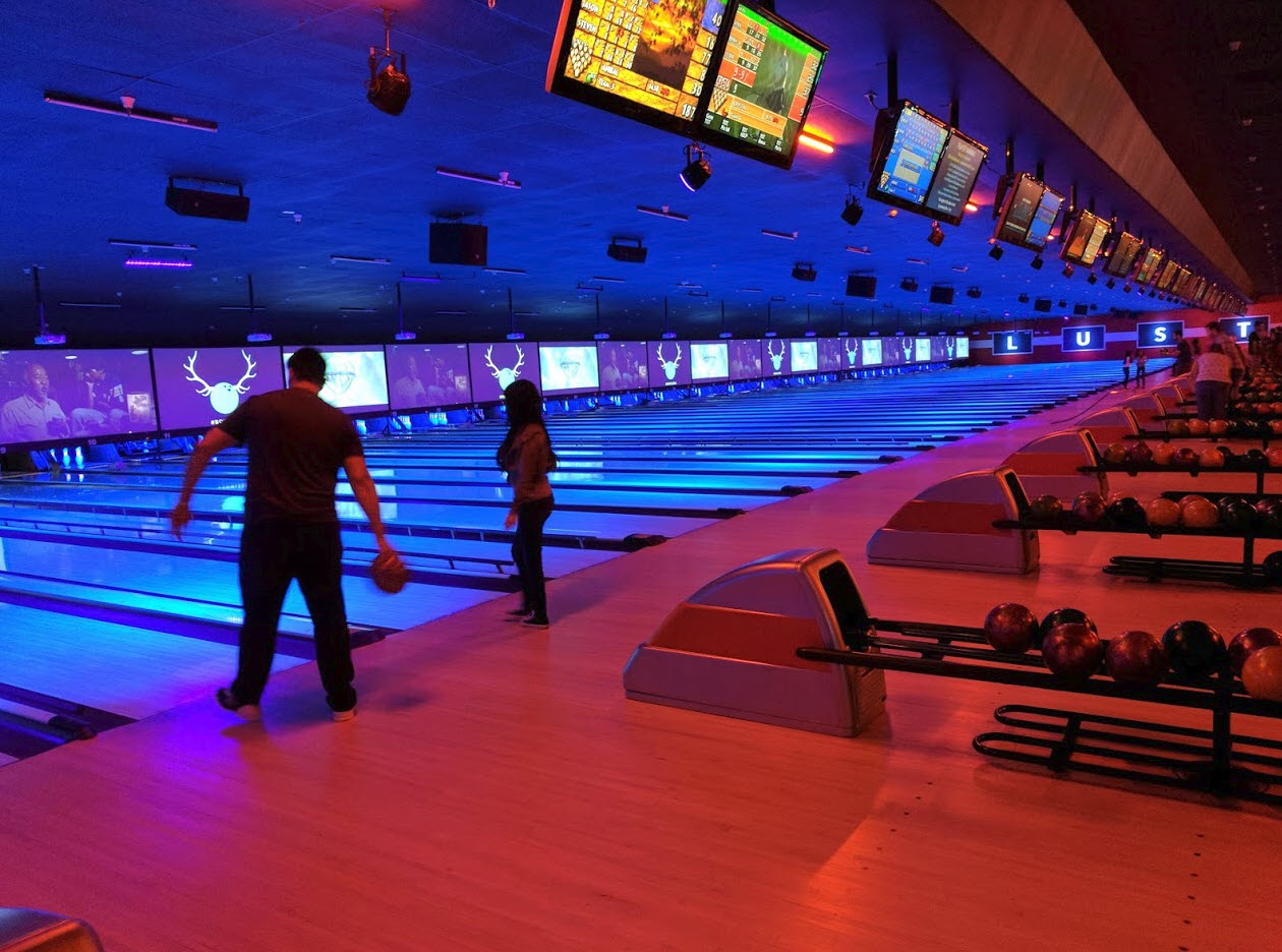 the san jose blog  bowlero opens its first northern