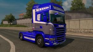 Nakhodka Skin for Scania RJL