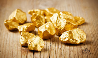 Magic Properties of Gold