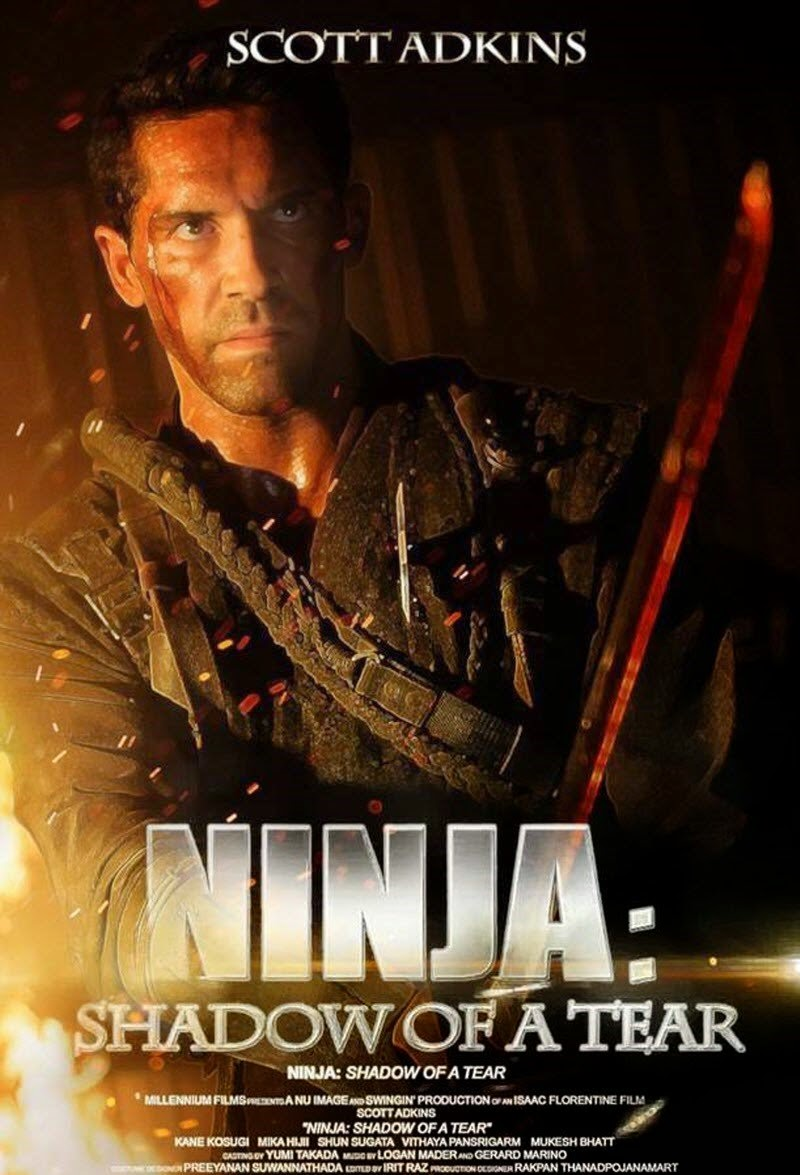 Ninja II Shadow Of A Tear (2013) นินจานักฆ่าพญายม 2 [HD][พากย์ไทย]