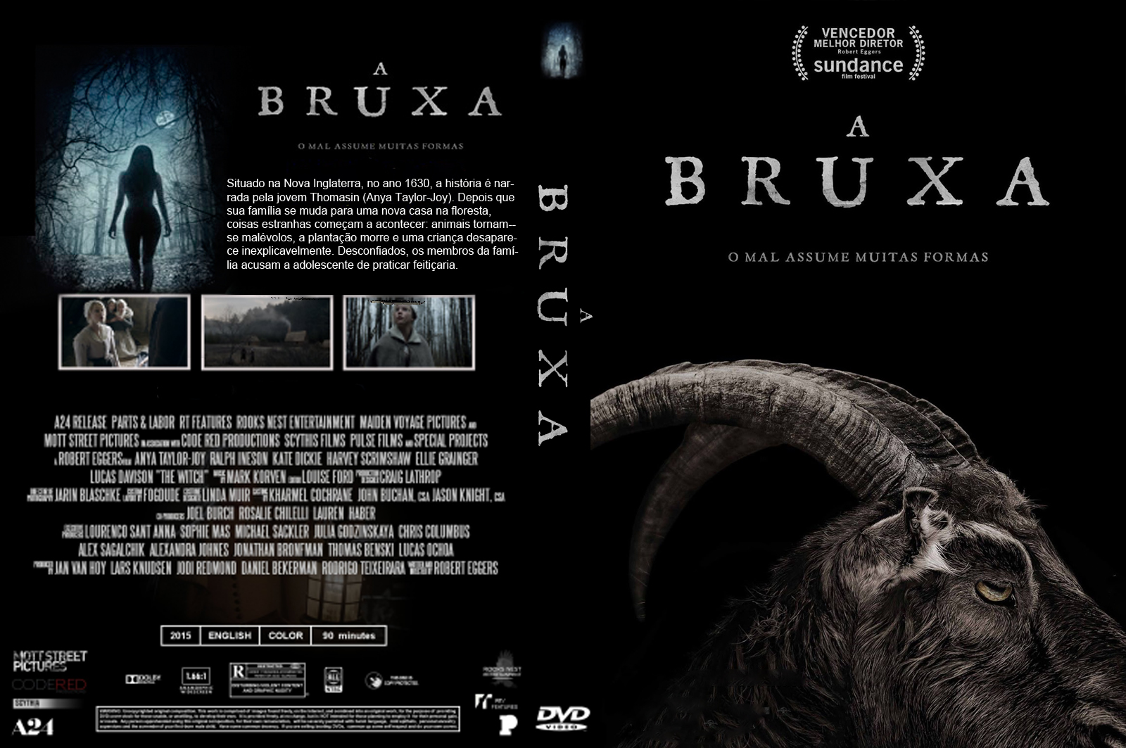Download A Bruxa DVD-R A 2BBruxa 2B2016