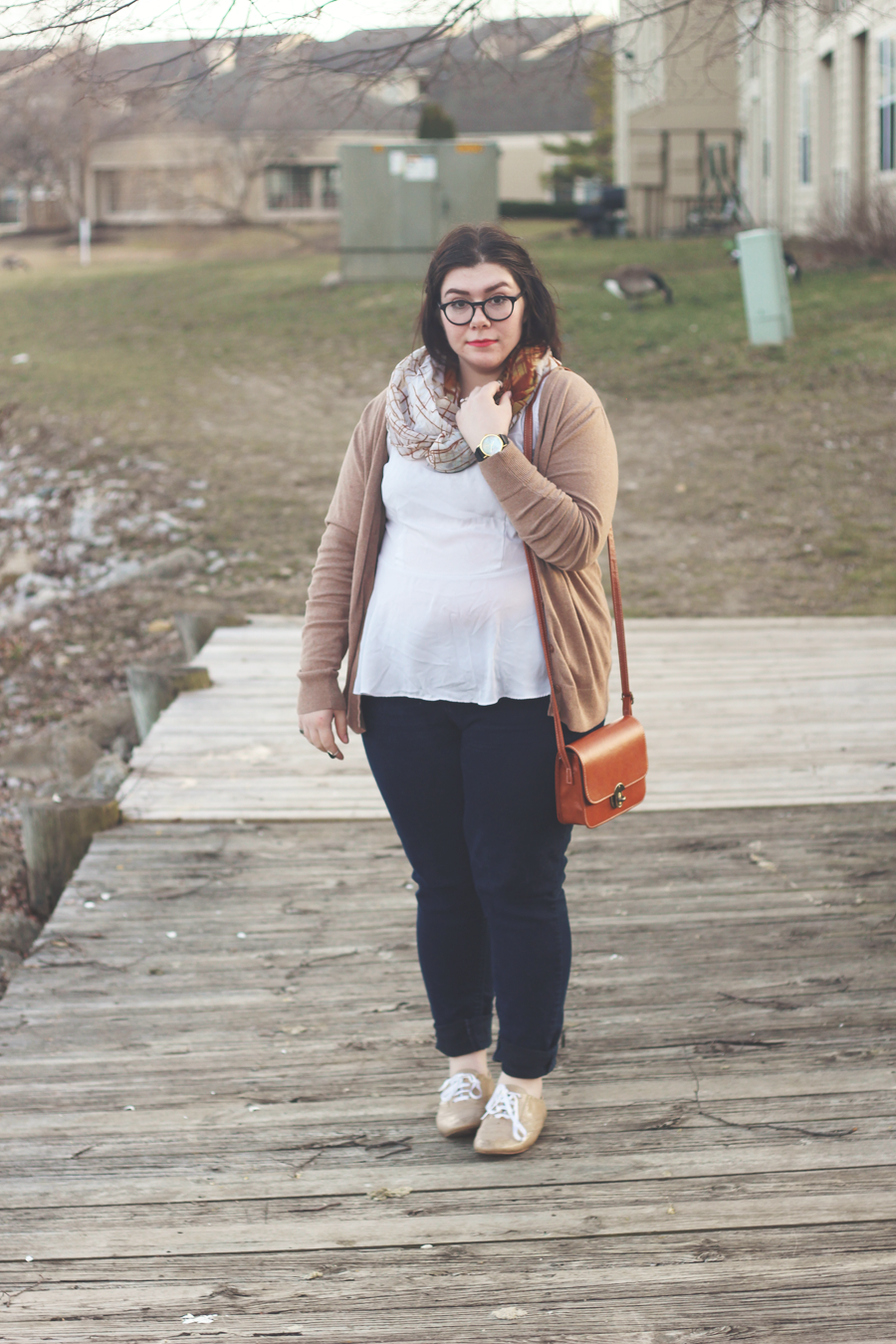 Early Spring Casual, a look on katielikeme.com fashion, style, outfit