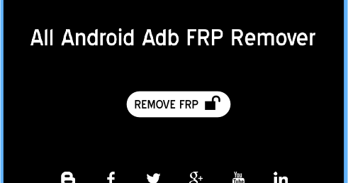 All Android ADB FRP Remover by [Asif Kamboh Lucky]