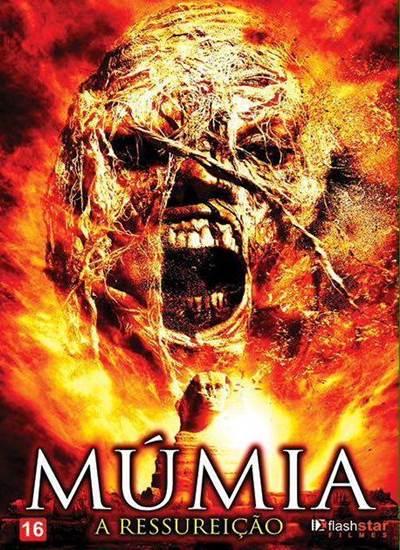 Baixar Mumia A Ressurreição RMVB Dublado BDRip Torrent