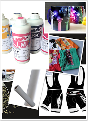 130gsm sublimation transfer paper