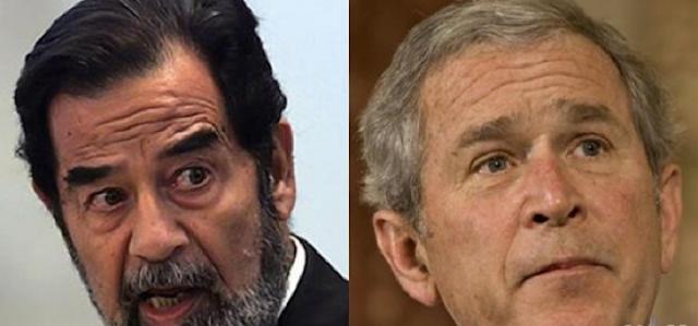 بعد 10سنوات من إعدامه الغامض..أمريكا تكشف براءة صدام حسين وتُكذب بوش وهذه الحقائق التي تم تفجيرها حول غزو العراق !!