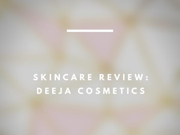 3 sebab utama untuk memilih Deeja Cosmetics sebagai produk penjagaan kulit korang