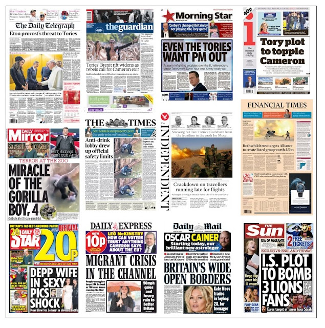 front pages 30-05-16