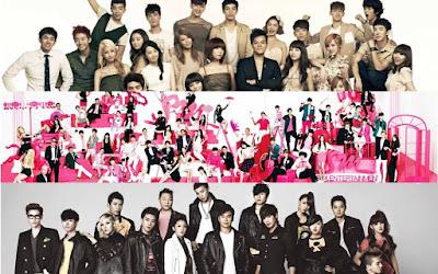 Top Entertainment company korea