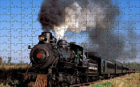 Steam Locomotives Trains