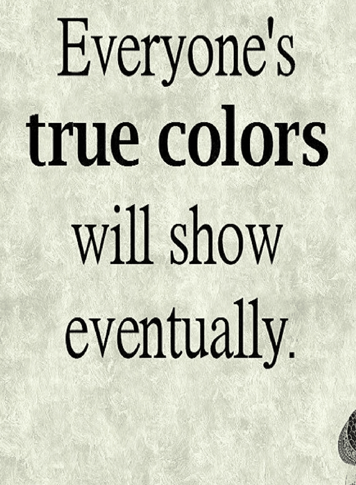 True Colors Quotes,