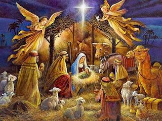 Historia del nacimiento de Jesús
