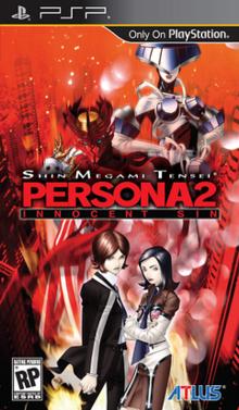 Shin Megami Tensei – Persona 2 Innocent Sin(USA) ISO Download