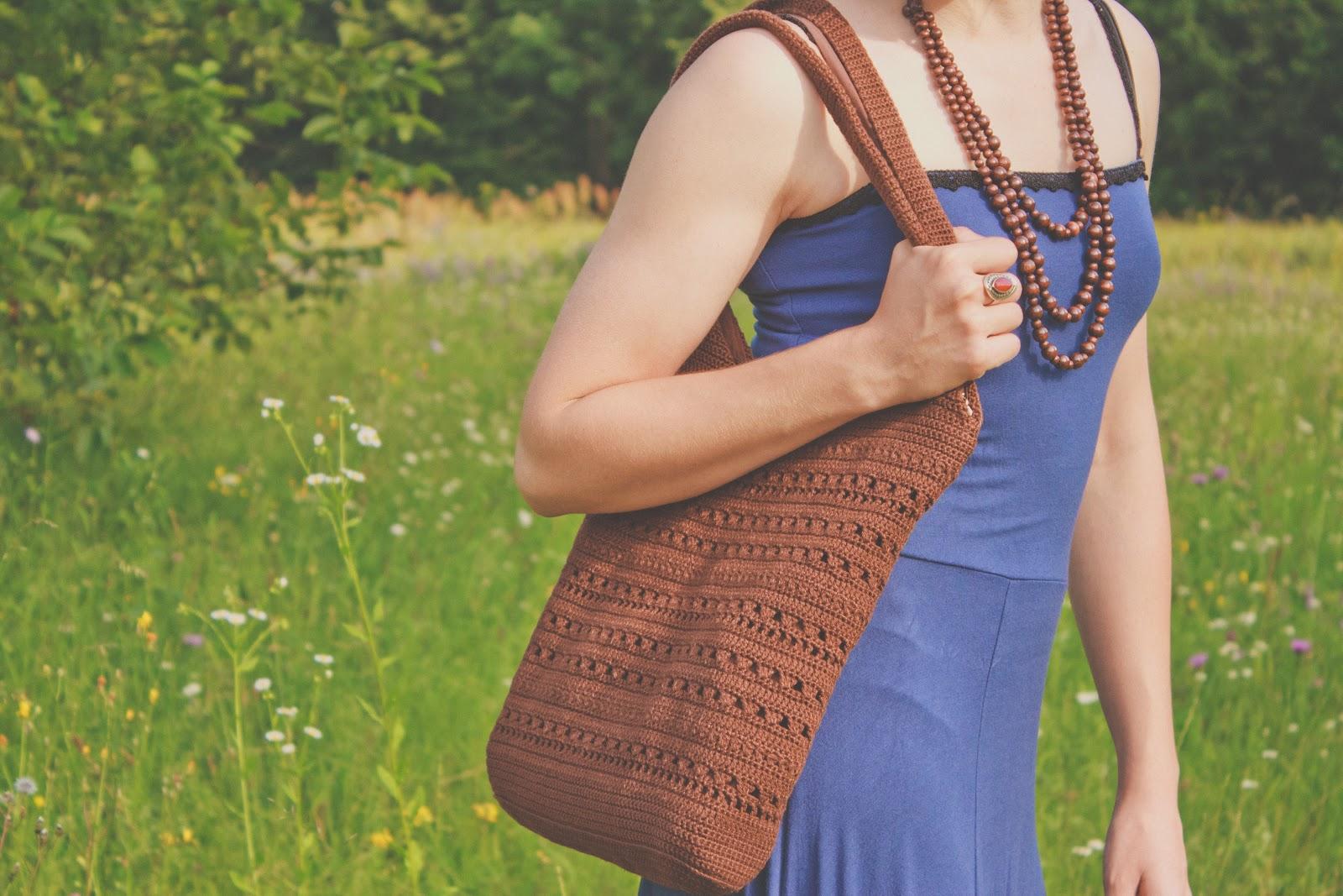 häkeltasche selber machen diy crochet bag
