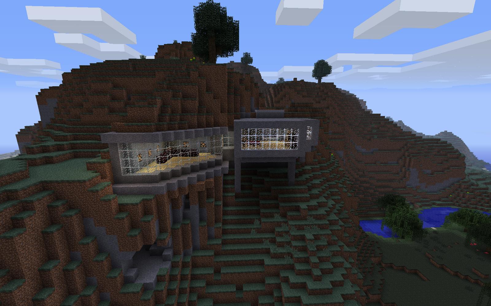 Simple Houses Build Minecraft Survival