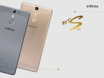 10 HP Android Dengan RAM 3 GB Terbaik - Harga 1 Jutaan - Infinix Hot S Pro X521