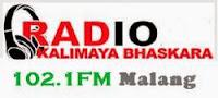 Streaming Kalimaya Bhaskara 102.1 FM Malang