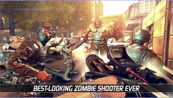 Download Unkilled Zombie Multiplayer Shooter Mod Apk + Data v2.0.1 Mega Mod Terbaru