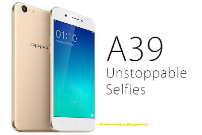 smartphone android oppo a39