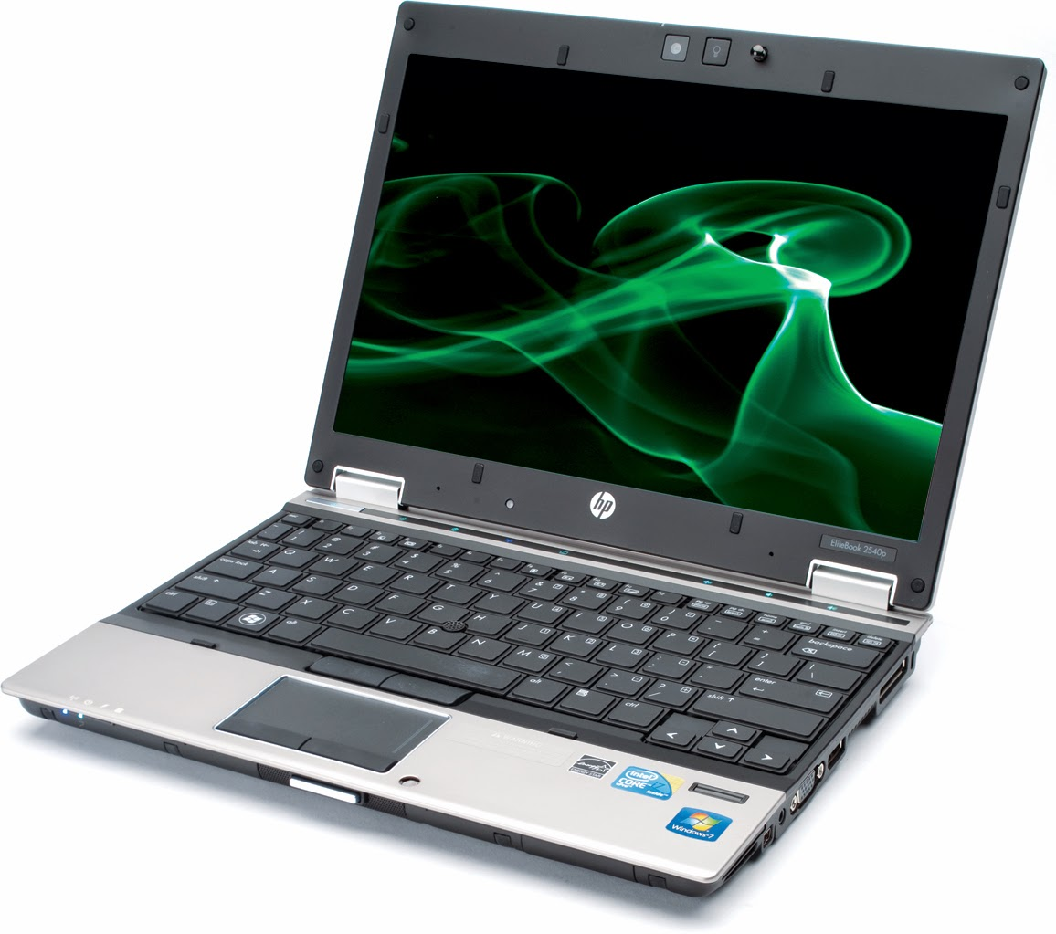 HP EliteBook 2540p Drivers For Windows 7 (64Bit) | All Drivers Media