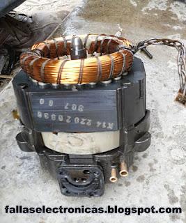 revisión de bobina de compresor de nevera