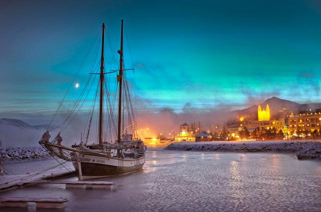 Cinco cosas que hacer en Islandia durante el invierno
