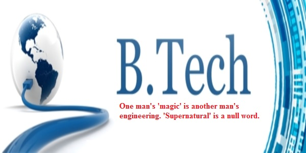 B.Tech. Engineering through Top Engineering Colleges In Delhi NCR
