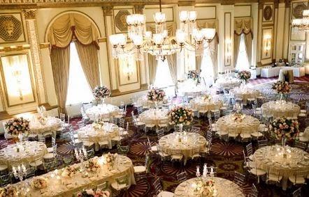 Những sai lầm khi tổ chức tiệc cưới