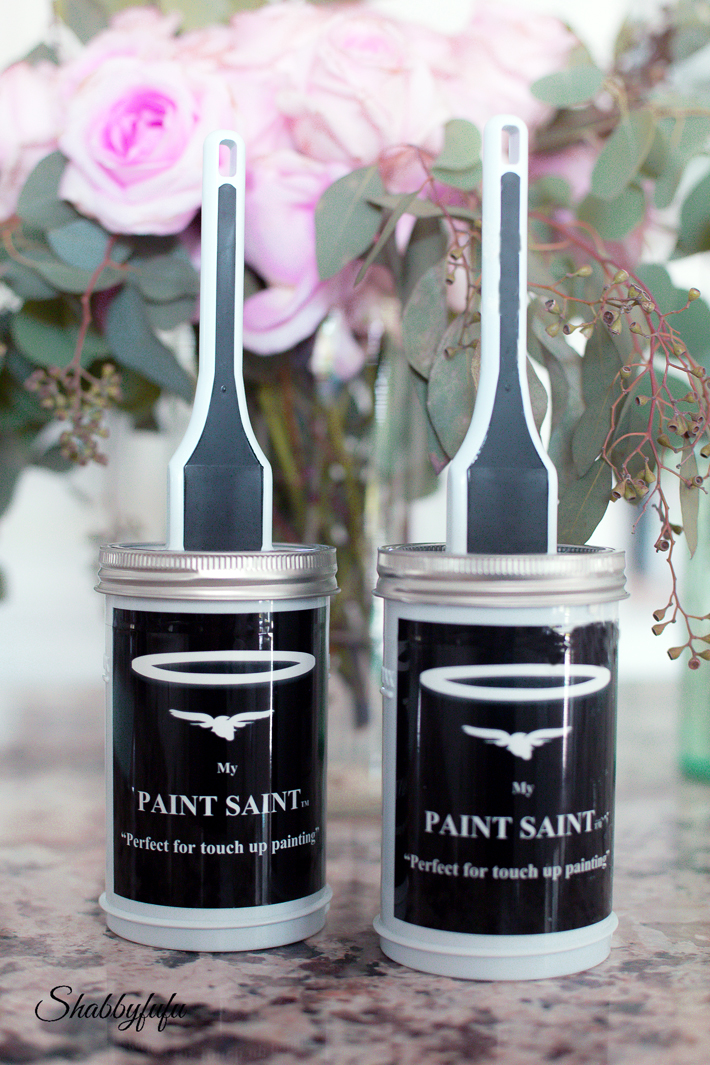 my paint saint containers