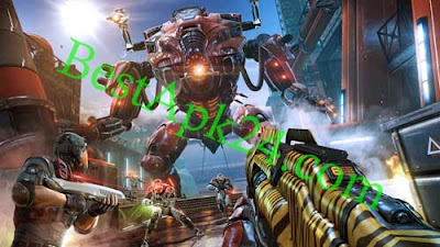 Download Shadowgun Legends v0.1.1 Apk + Data Files 1