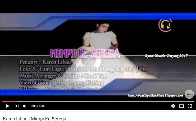 Karen Libau 'Mimpi Ke Serega' Album Review
