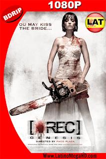 [REC] 3: Génesis (2012) Español HD BDRIP 1080P - 2012