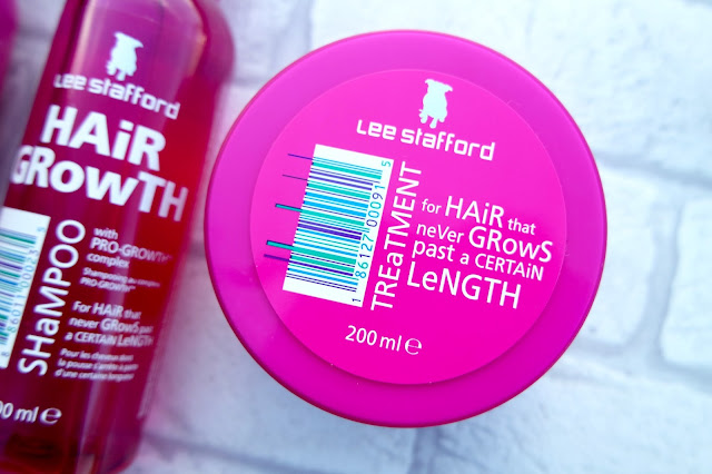 Lee Stafford Hair Growth Range