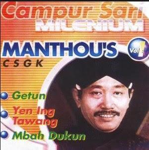 Lagu Manthous Mp3 Lengkap Terpopuler