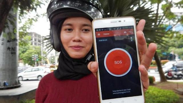 Aplikasi Public Panic Button