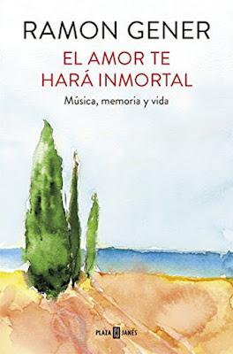 LIBRO - El amor te hará inmortal : Ramon Gener  (6 octubre 2016) | Comprar en Amazon España