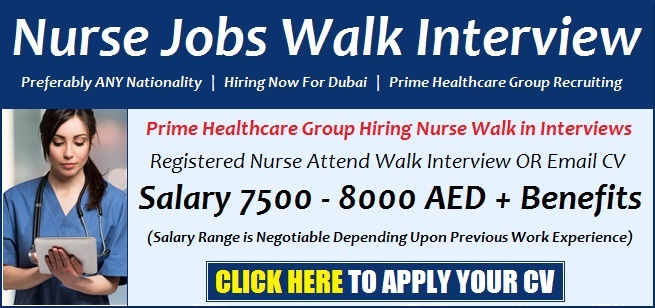 Prime Healthcare Group Careers For Nurses Walk in Interview