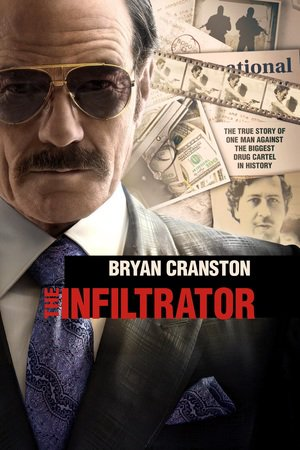 Poster The Infiltrator 2016